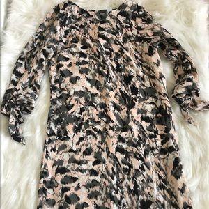 H&M Long Sleeve Dress